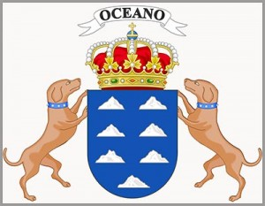 Coat of Arms of The Canary Islands